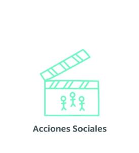 Acciones sociales