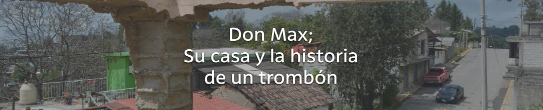 Don Max Trombón