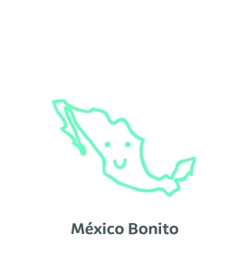 Mexico bonito